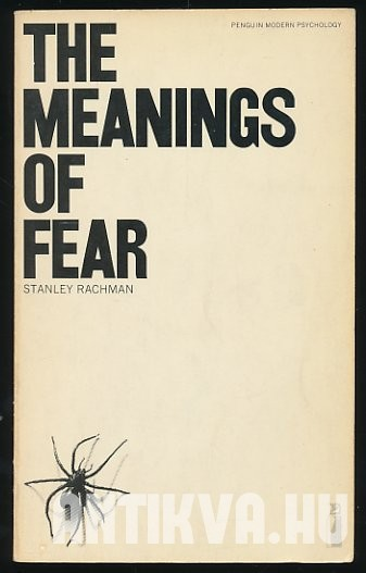 The Meanings of Fear