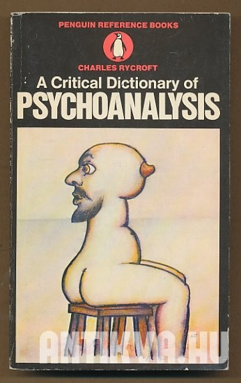 A Critical Dictionary of Psychoanalysis