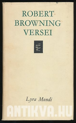 Robert Browning versei