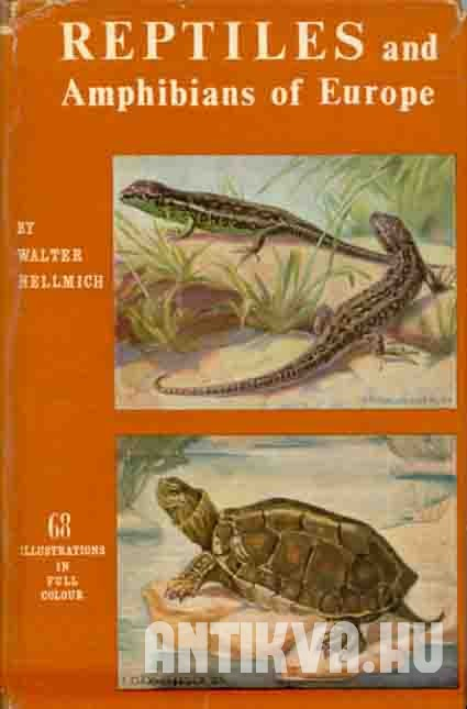 Reptiles and Amphibians of Europe