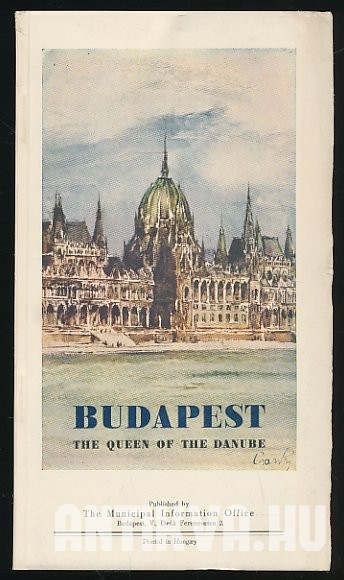 Budapest. The Queen of the Danube