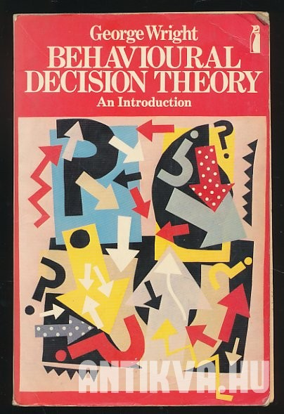 Behavioural Decision Theory