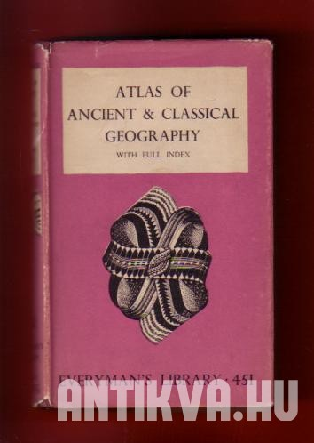 Atlas of ancient and classical geography