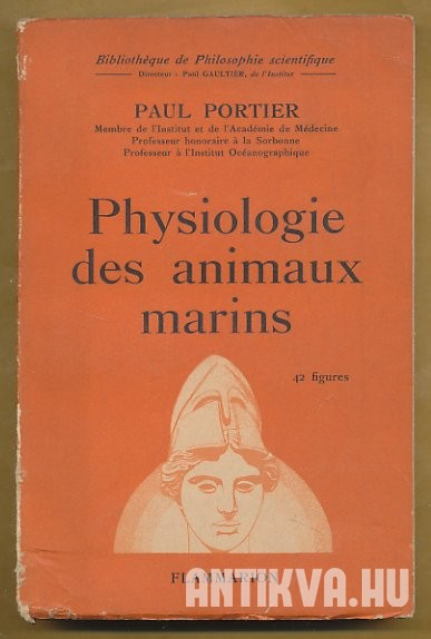 Physiologie des animaux marins