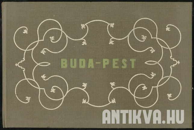 Buda - Pest. Pesth & Ofen. [Reprint]