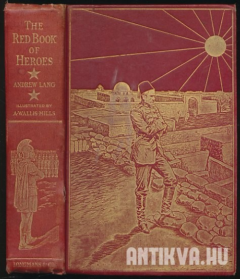 The Red Book of Heroes