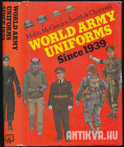 Army Uniforms of World War 2