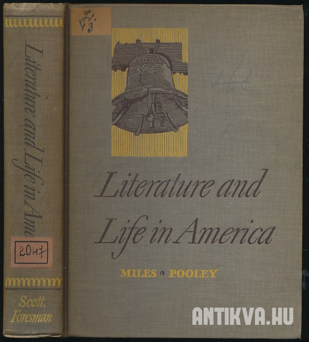 Literature and Life in America