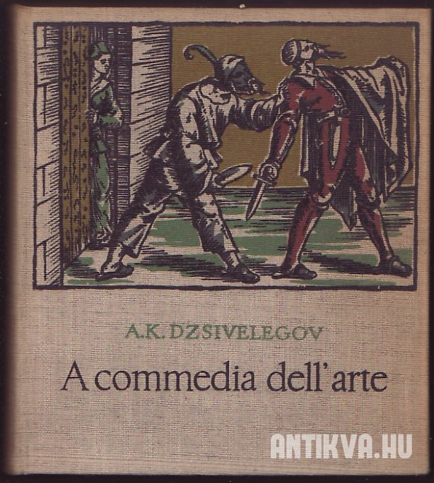 A Commedia Dell'arte