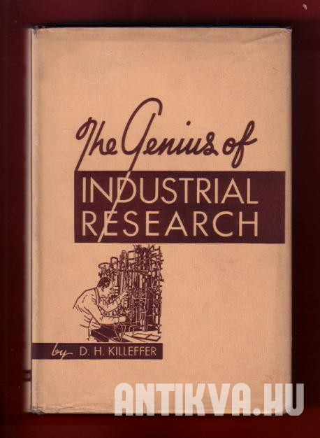 The Genius of Industrial Research