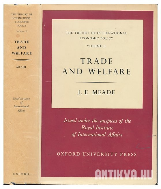 Trade and Welfare