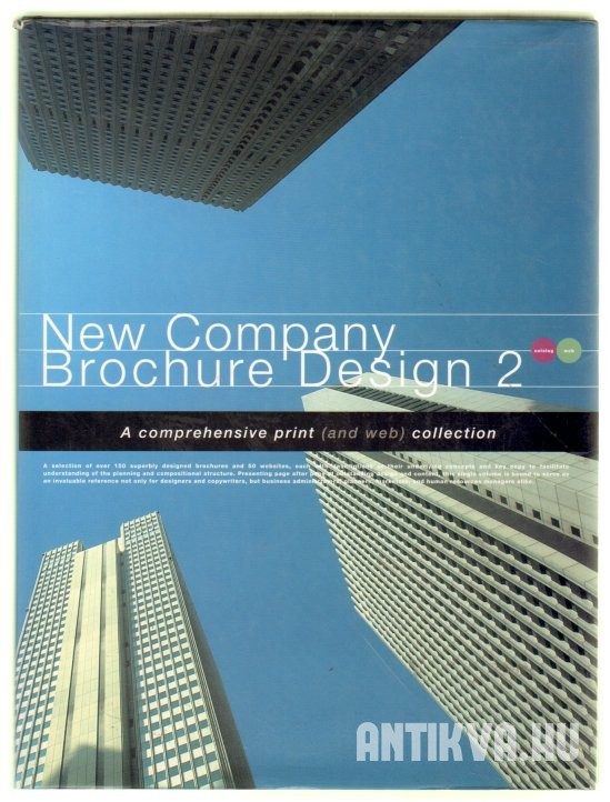 New Company Brochure Design 2