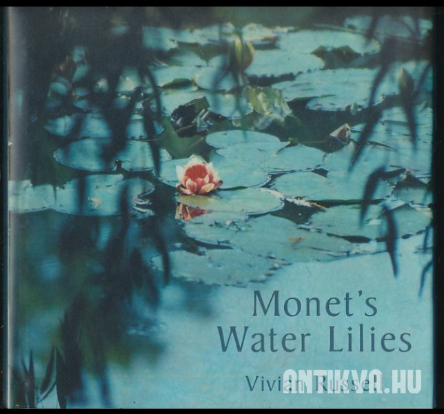 Monet's Water Lilies ...the inspiraton of a floating world