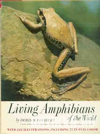 Living Amphibians of the World