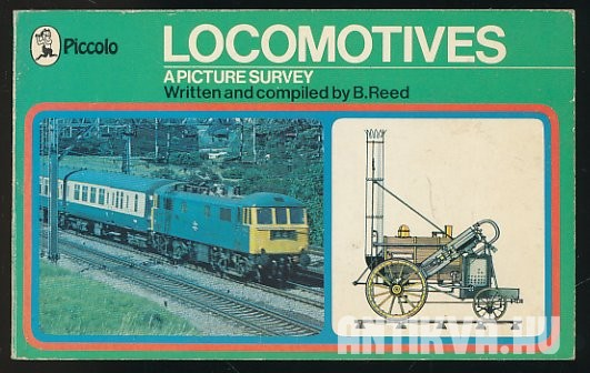 Locomotives. A Picture Survey