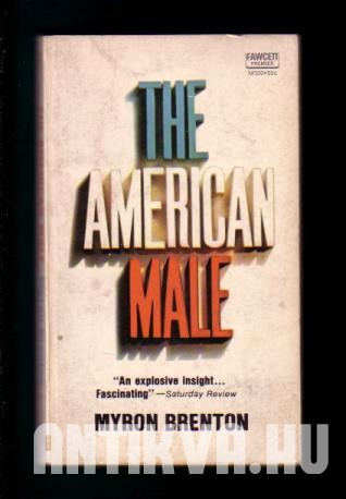 The American male