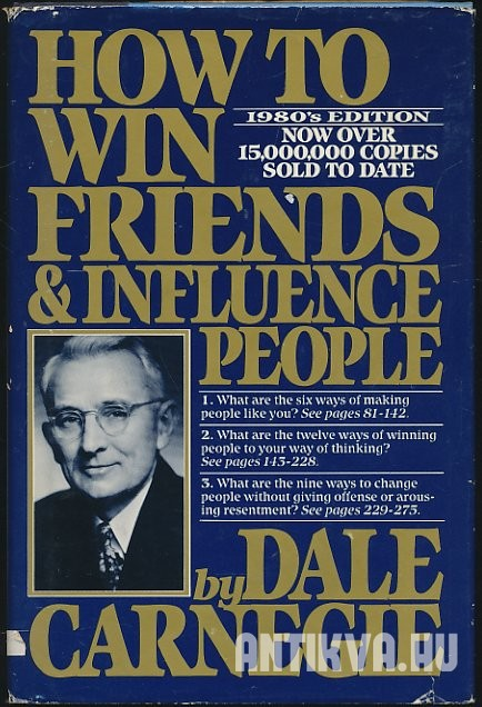 How to Win Friens and Influence People?
