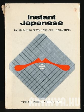 Instant Japanese a pocketful of useful phrases
