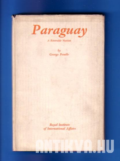 Paraguay. A Riverside Nation