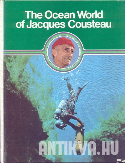 The Ocean World of Jacques Cousteau. I-XX.