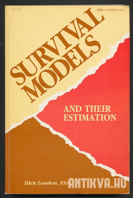 Survival Models and Their Estimation