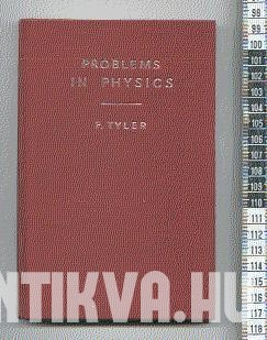 Problems in Physics for Advanced and Scholarship Candidates