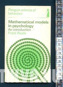 Mathematical Models in Psychology. An Introduction