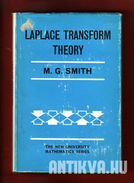Laplace Transform Theory