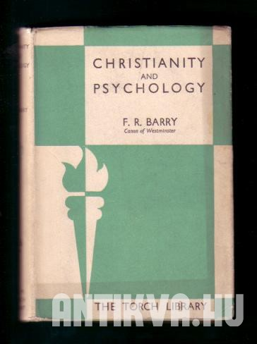 Christianity and Psychology