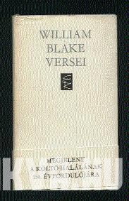 William Blake versei