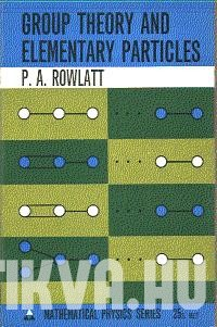 Group Theory and Elementary Particles