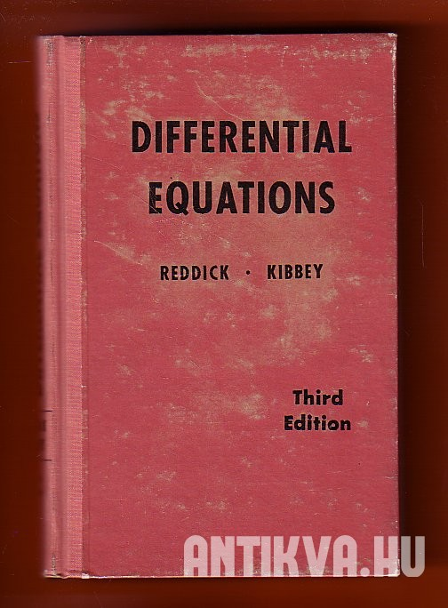 Differencial Equations