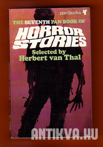 The Seventh Pan Book of Horror Stories