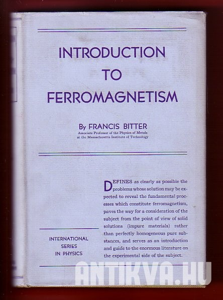 Introduction To Ferromagnetism