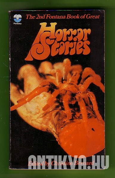 The Second Fontana Book Of Great Horror Stories