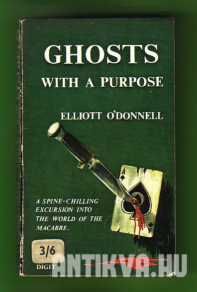 Ghosts With a Purpose