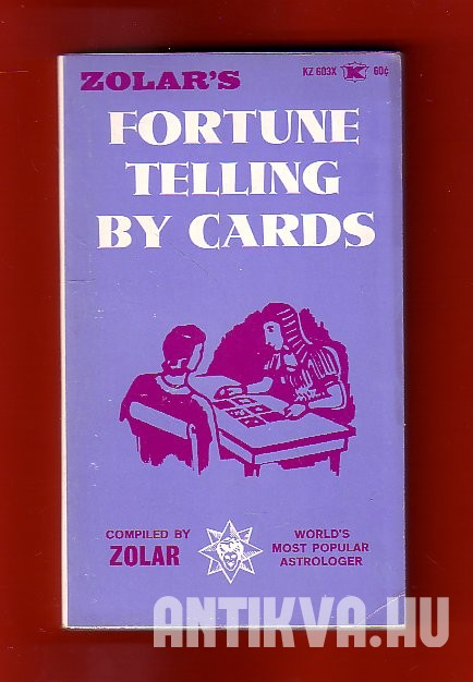 Fortune Telling with Ordinary Playing Cards