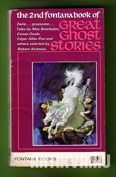 The Second Fontana Book Of Great Ghost Stories