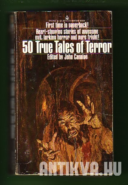 50 True Tales of Terror