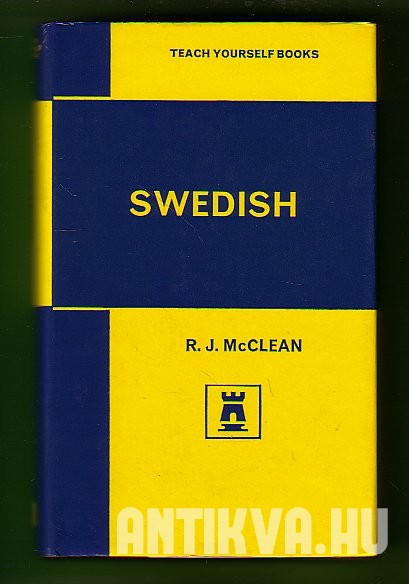 Swedish. A Grammar of the Modern Language