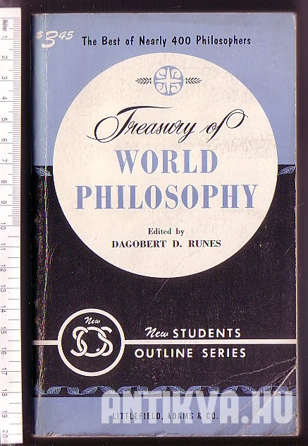 Treasury of World Philosophy