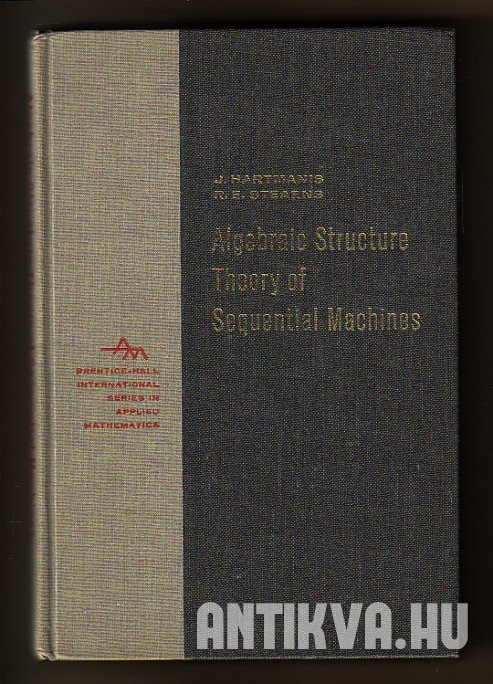 Algebraic Structure Theory of Sequential Machines