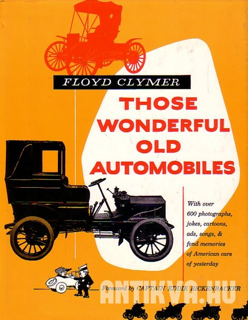 Those Wonderful Old Automobiles