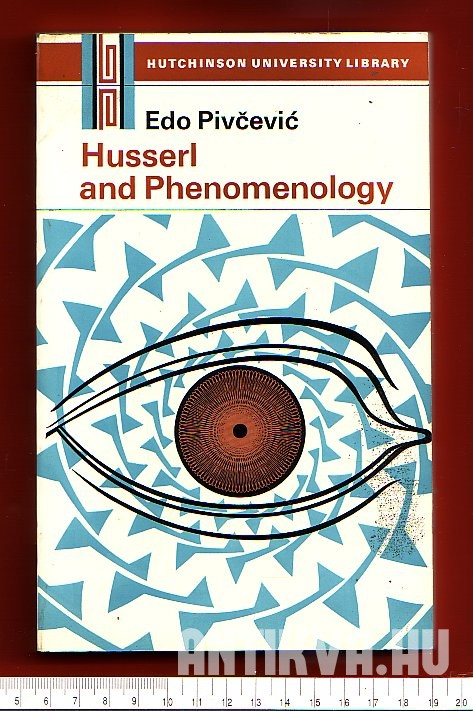Husserl and Phenomenology