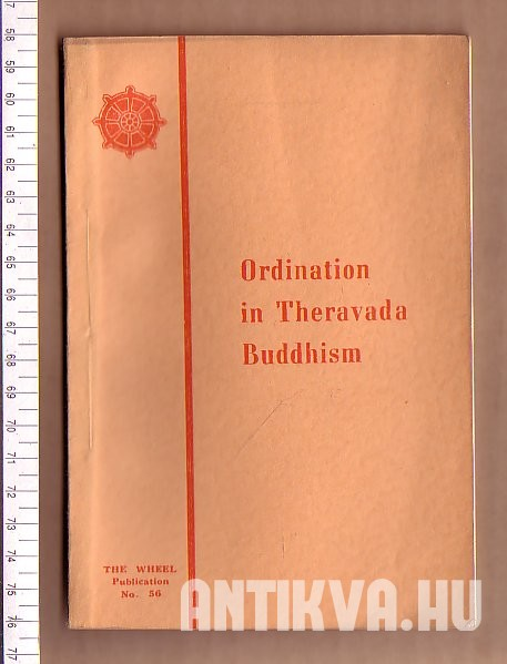 Ordination in Theravada Buddhism