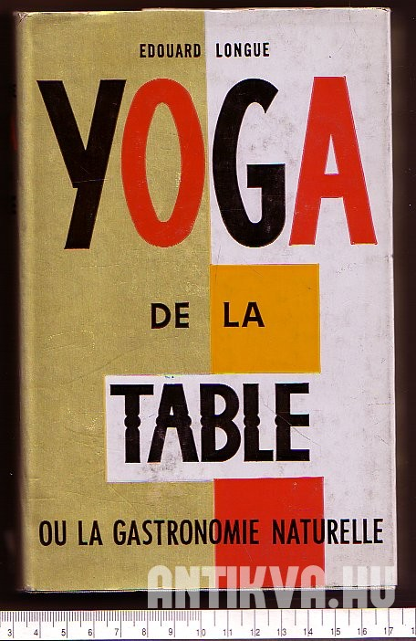 Yoga de la table