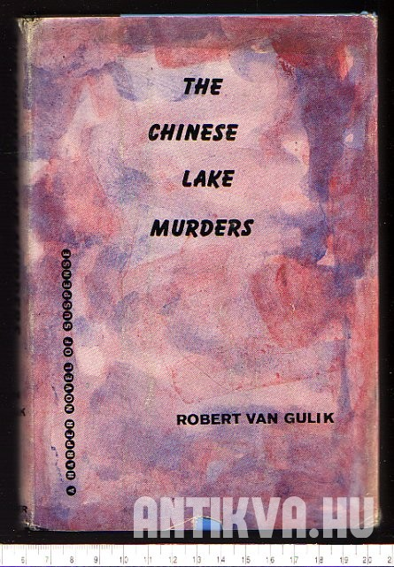 The Chinese Lake Murders
