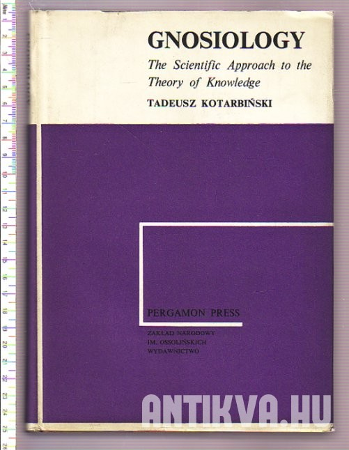 Gnosiology. The Science Approach to the Theory of Knowledge