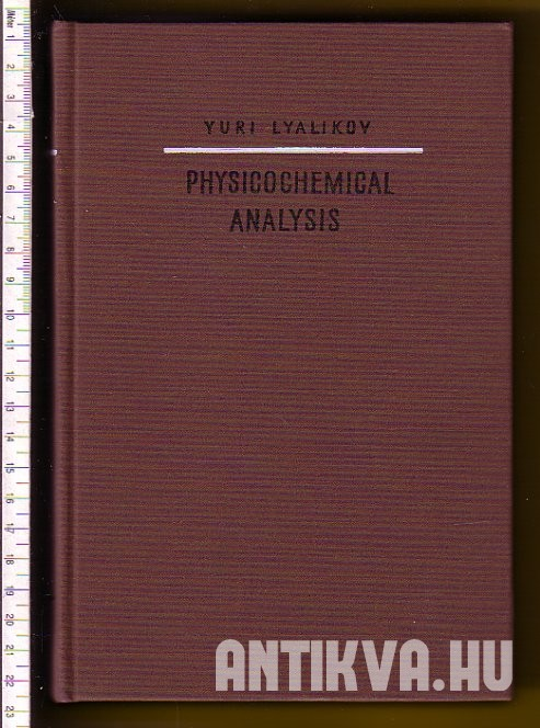 Physicochemical Analysis