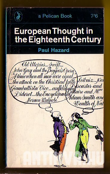 European Thought in the Eighteenth Century